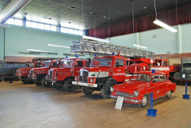 Internationales Feuerwehrmuseum Schwerin - Geschichte der Feuerbekämpfung an der Ostsee