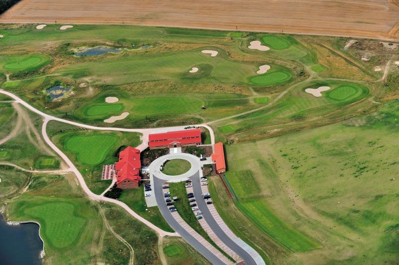 Ostsee Golf Resort Wittenbeck - Golfen direkt an der Ostse