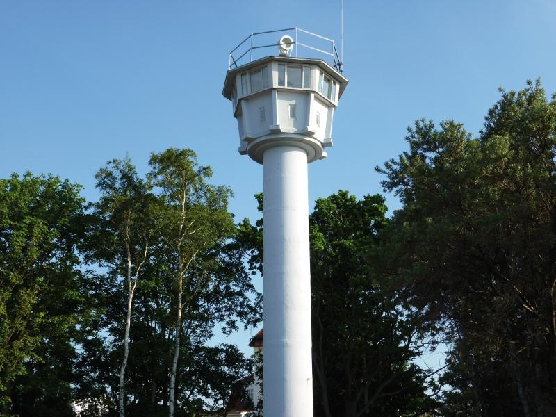 Grenzturm an der Ostsee - Kühlungsborner Mahnmal gegen das Vergessen