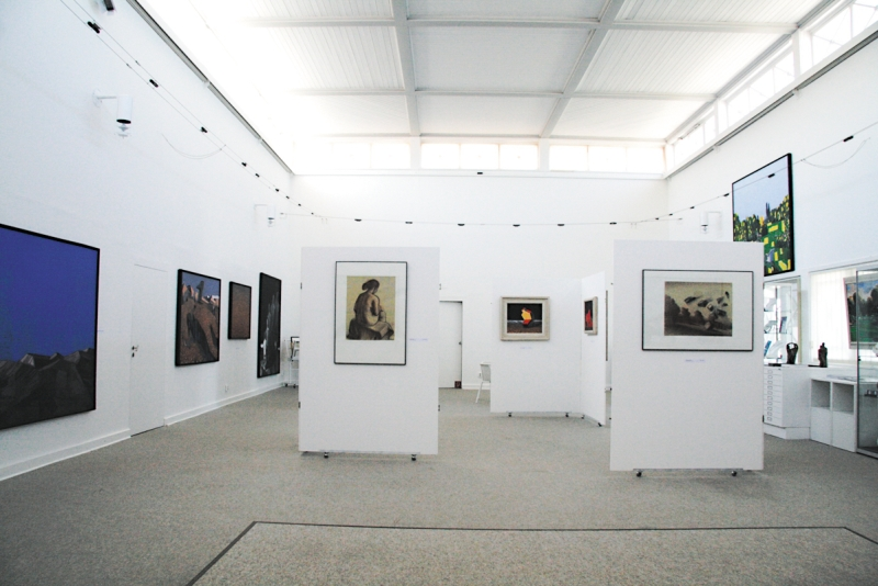 Kunsthalle Kühlungsborn - Kunstaustellungen, Konzerte, Lesungen
