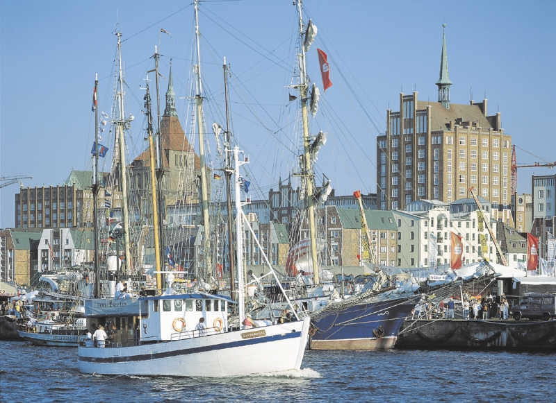 Hansestadt Rostock - Rostock, die Hafen- und Universitätsstadt
