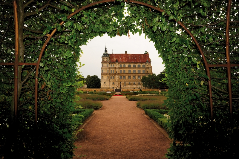 Schloss Güstrow bei Kühlungsborn - Das prachtvolle Residenzschloss
