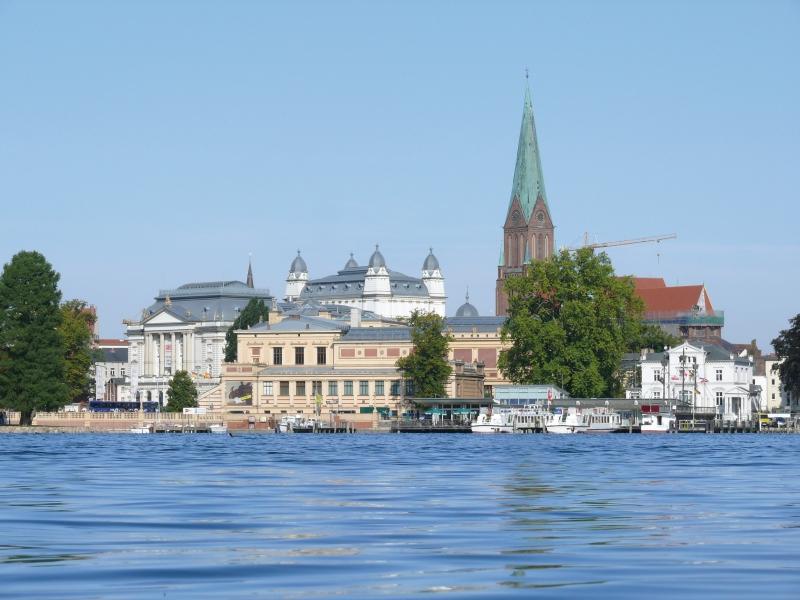 Landeshauptstadt Schwerin - Stadt mit 1.000-jähriger Geschichte