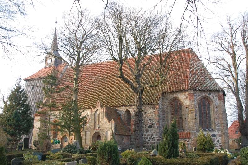 St-Johannis-Kirche - Reise zum christlichen Ursprung Kühlungsborns