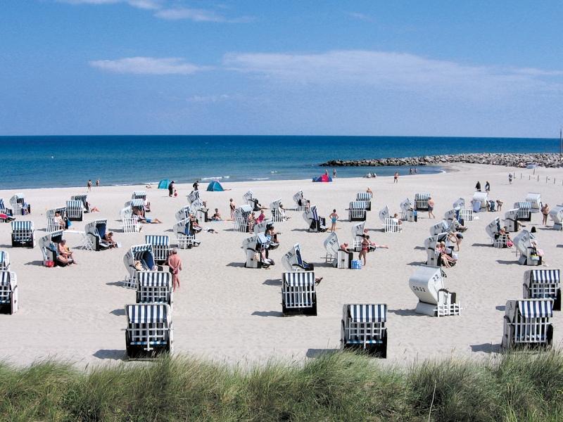 Der Strand von Kühlungsborn - Unbeschwert den Urlaub genießen