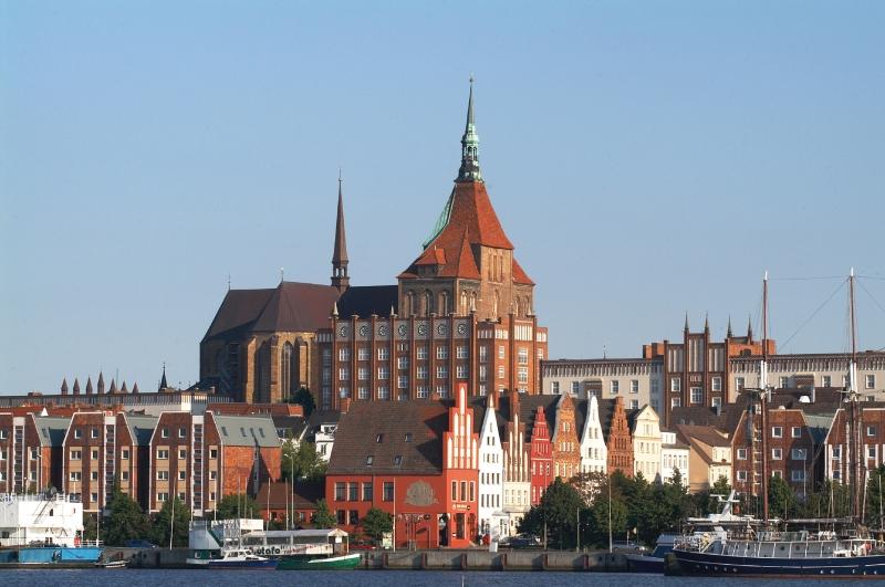 Hansestadt - Hanstädte bei der Ostsee