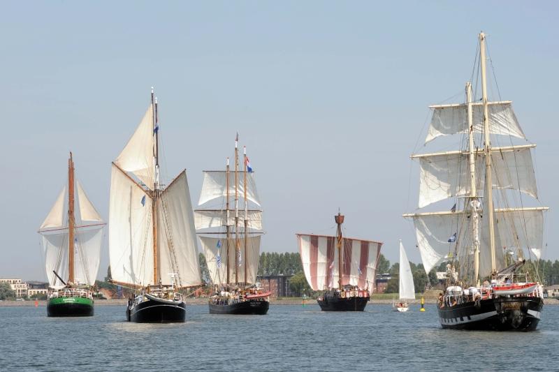 Hanse Sail in Rostock - Hanse Sail in Rostock