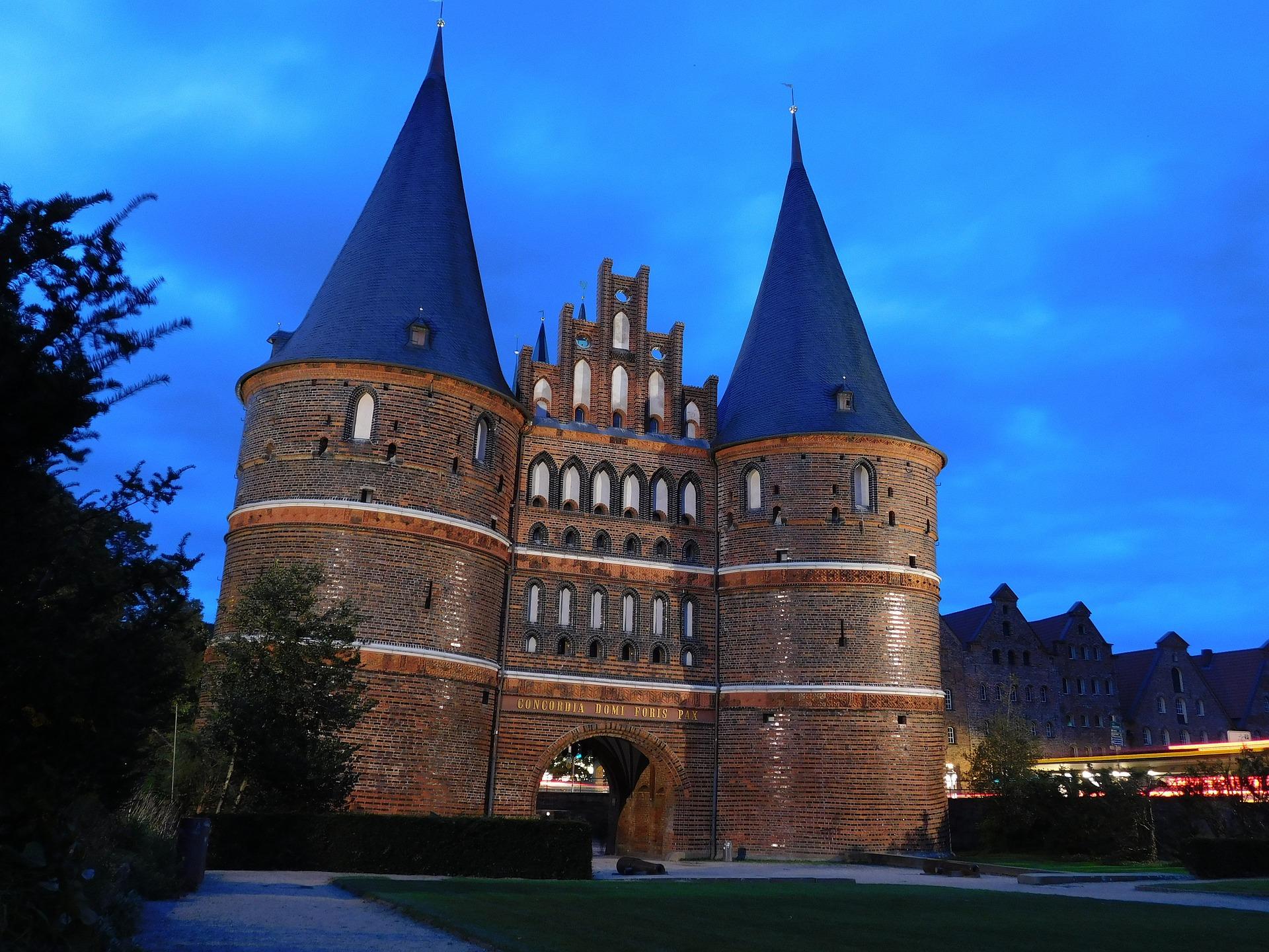 Hansestadt Lübeck - Lübeck – UNESCO-Weltkulturerbe-Stadt