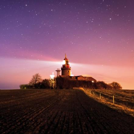 der Bastorfer Leuchtturm