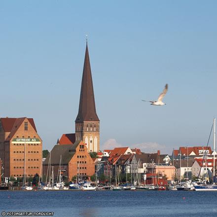 Hafenrundfahrt Rostock-Warnemünde