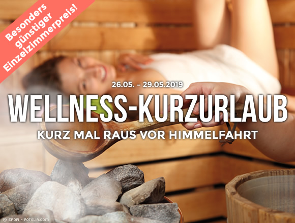 Wellness-Kurzurlaub