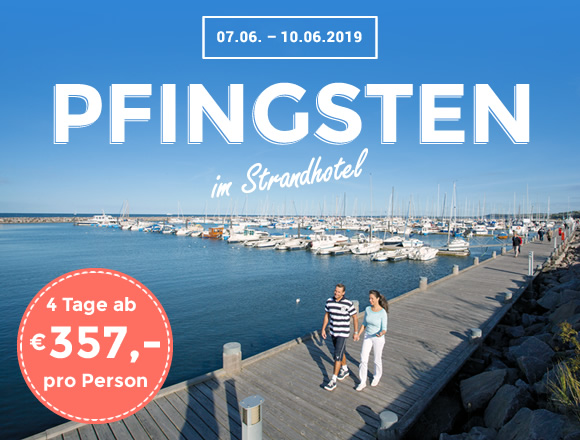 Pfingsten im maritimen Flair